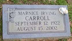 Marnice Irving Carroll