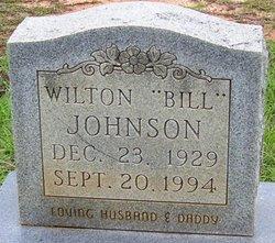 "Wilton M ""Bill"" Johnson"