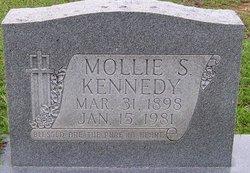 Mollie S Kennedy