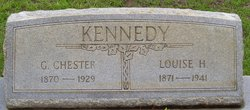 G Chester Kennedy