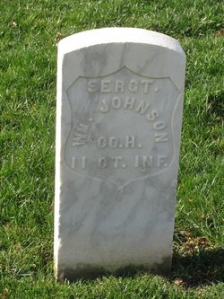 Sgt William Johnson