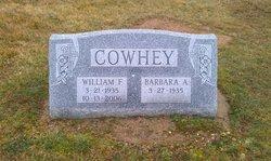 William F Cowhey, Jr