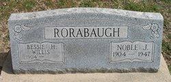 Noble Jasper Rorabaugh