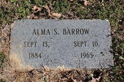 Alma Beatrice <I>Shoffner</I> Barrow