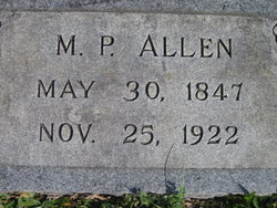 M P Allen