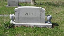Effie <I>Dillard</I> Allen