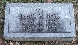 James W. Hays