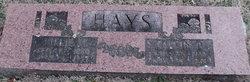 Lillie Verdell <I>Sawyer</I> Hays