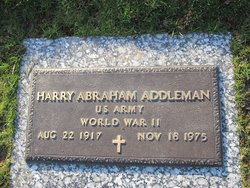 Harry Abraham Addleman