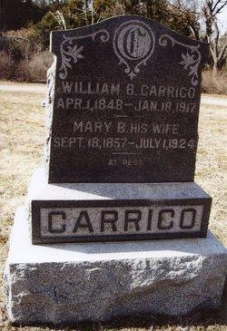 Rev William Benedic Carrico