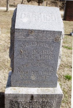 Eleanor <I>Goldsberry</I> Carrico