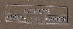 Cleon <I>Hart</I> Bailey
