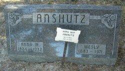 Wesley Anshutz