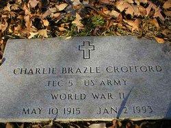 Charlie Brazle Crofford