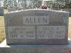 Decie R. <I>Roberts</I> Allen