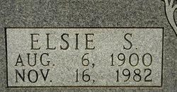 Elsie S. Allen