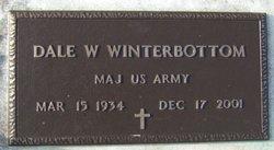 Maj Dale W Winterbottom