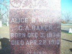 Alice B. Baker