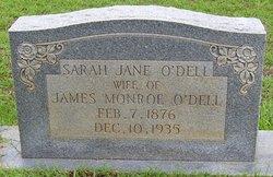Sarah Jane O'Dell