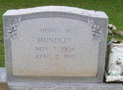 Henry H Hundley