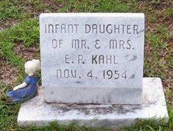 Infant Dau Kahl