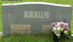 Pauline C Kahl