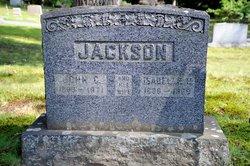 Isabelle Hervey <I>Wing</I> Jackson