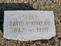 Elder David Dodimead
