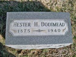 Hester H. Dodimead