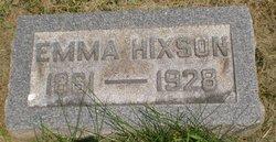 Emma <I>Myers</I> Hixson