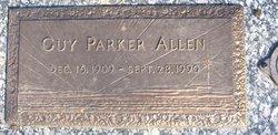 Guy Parker Allen