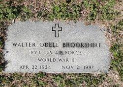 Pvt Walter Odell Brookshire