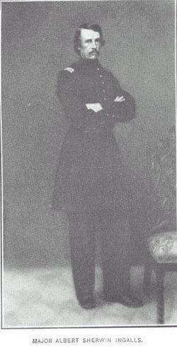Maj Albert Sherwin Ingalls