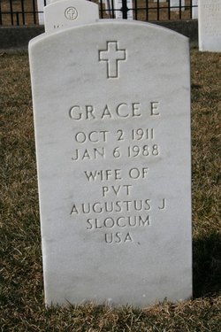 Grace E Slocum