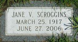 Henrietta Jane <I>Verrell</I> Scroggins