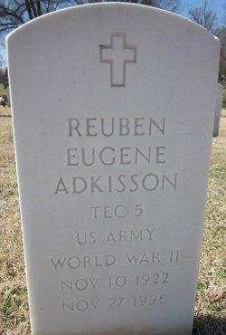 Reuben E Adkisson