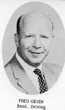 Fred Harrison Gesin, Jr