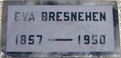 Eva <I>Sparks</I> Bresnehen