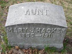 Mary J Hacker