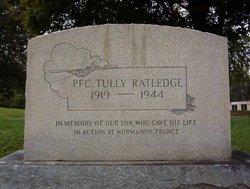 PFC Tully D. Ratledge