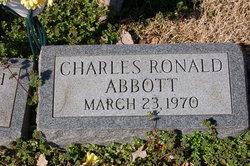 Charles Ronald Abbott