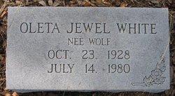 Oleta Jewel <I>Wolf</I> Alexander