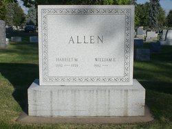 Harriet M. <I>Bright</I> Allen