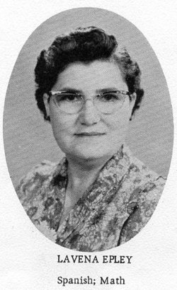 Florence LaVena Epley