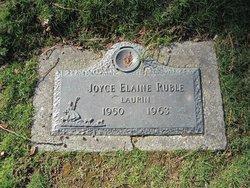 Joyce Elaine Ruble