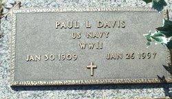 Paul Landers Davis