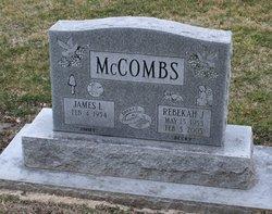"Rebekah J. ""Becky"" <I>Casali</I> McCombs"