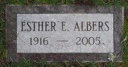 Esther Engel Mina Albers