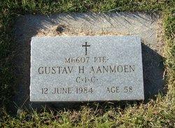 Gustav H Aanmoen