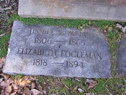 "Elizabeth ""Betsy"" <I>Fogleman</I> Bowman"